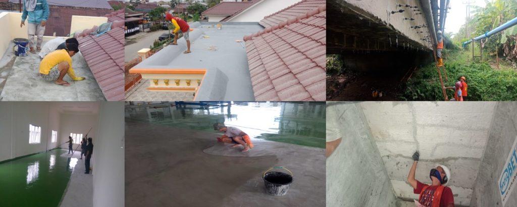 Jasa Perbaiki Bocor Gedung di Medan