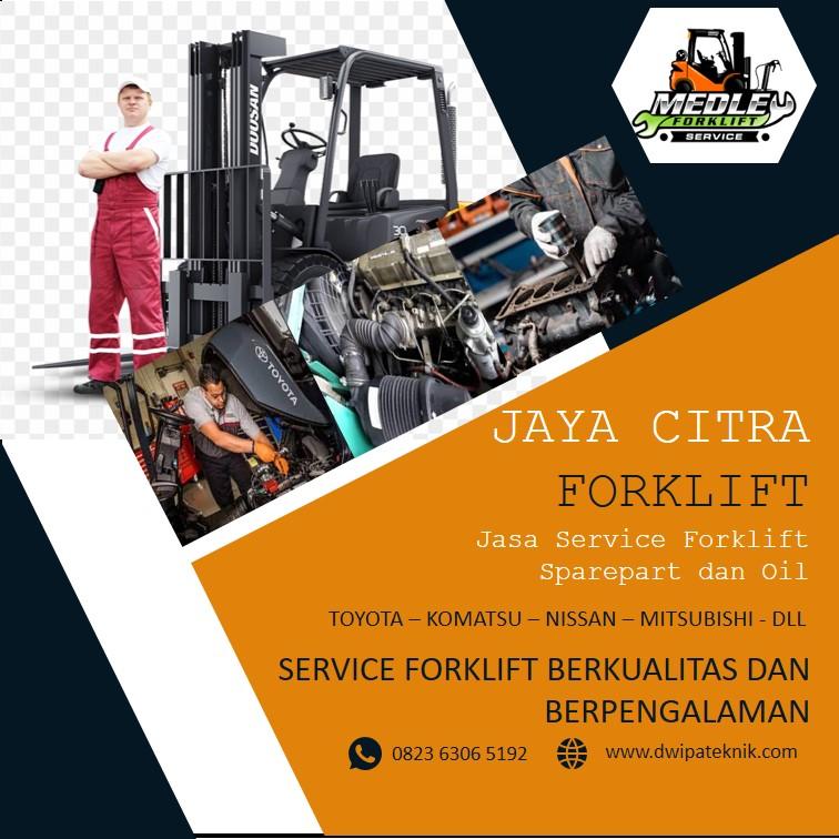 jasa-service-forklift-medan
